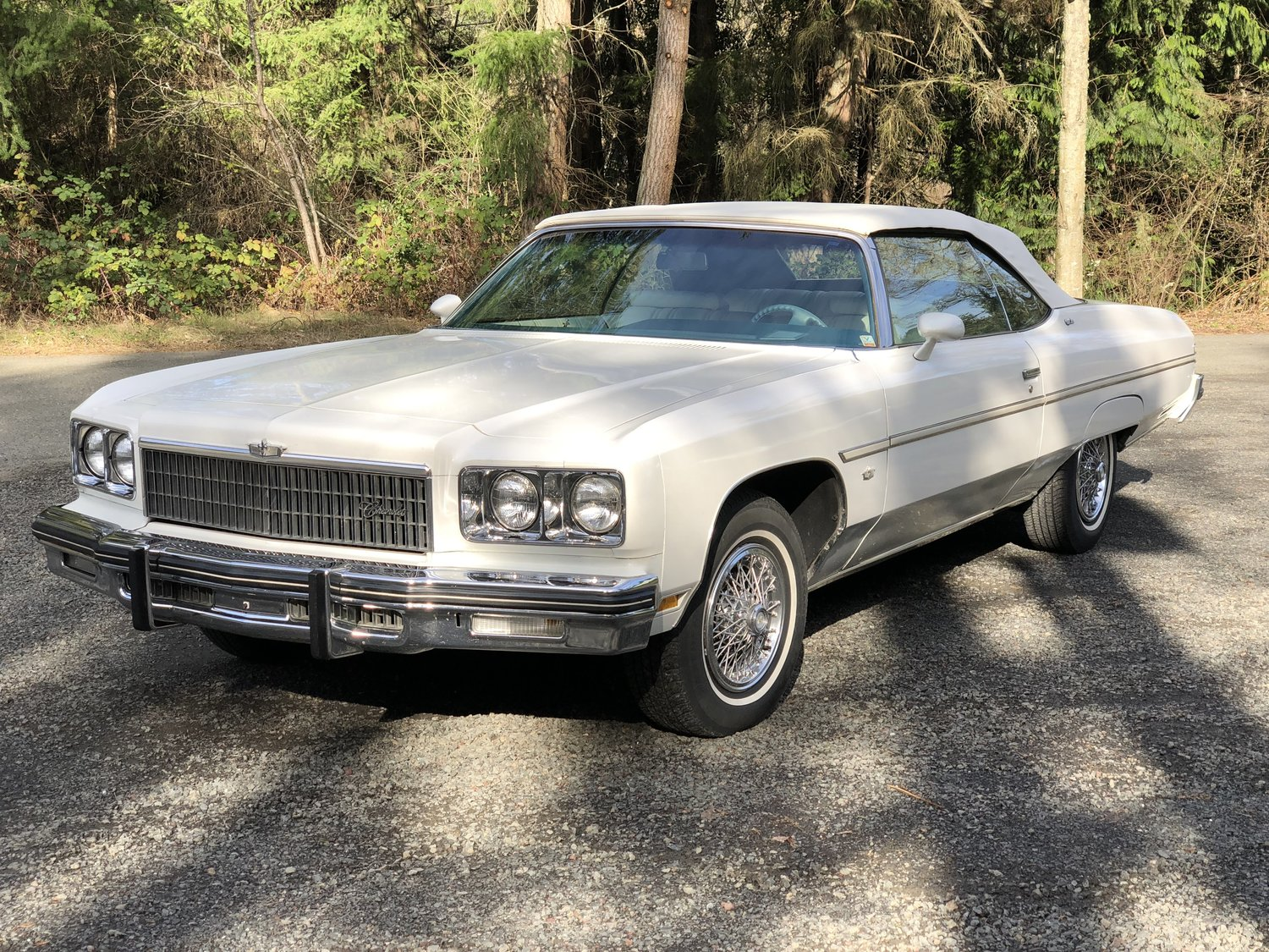 "1975 Chevrolet Caprice <div class=""sold"">SOLD</div>"