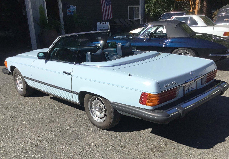 "1976 Mercedes Benz <div class=""sold"">SOLD</div>"