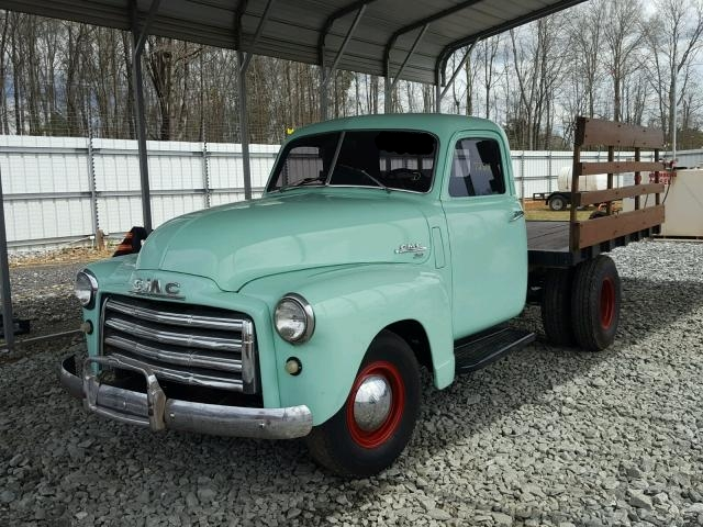 1949 GMC Full-Size Pickup  SOLD