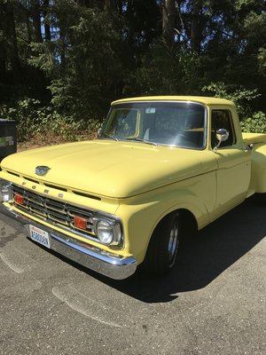 1963 ford f-100  $17,500