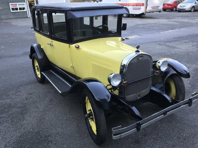 1926 Chevrolet Landau  SOLD