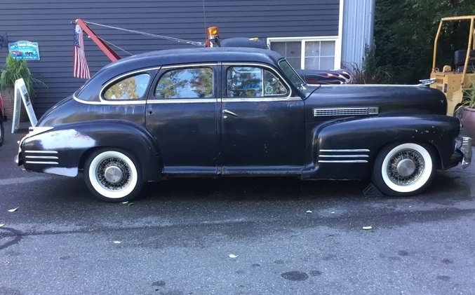 1941 cadillac series 63  sold