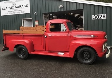 1952 FORD F2  SOLD