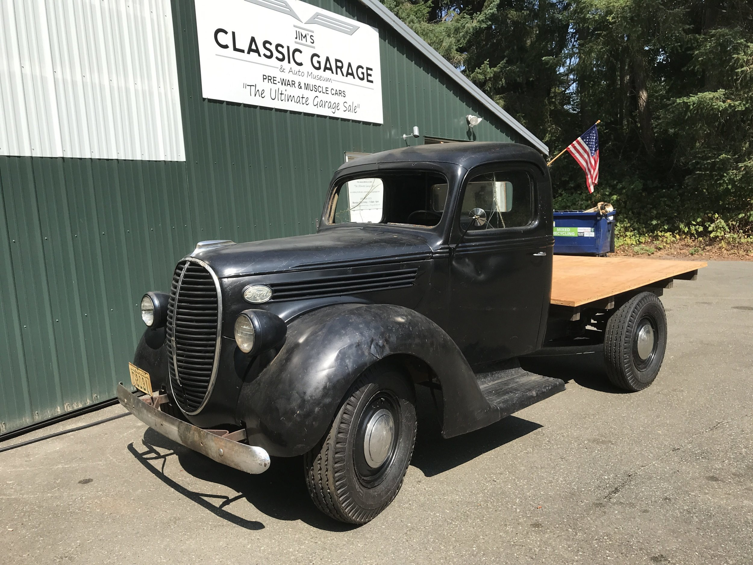 1938 Ford truck  sold