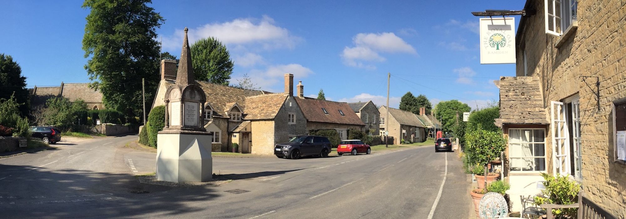 A beautiful village in the heart of the Oxfordshire Cotswolds