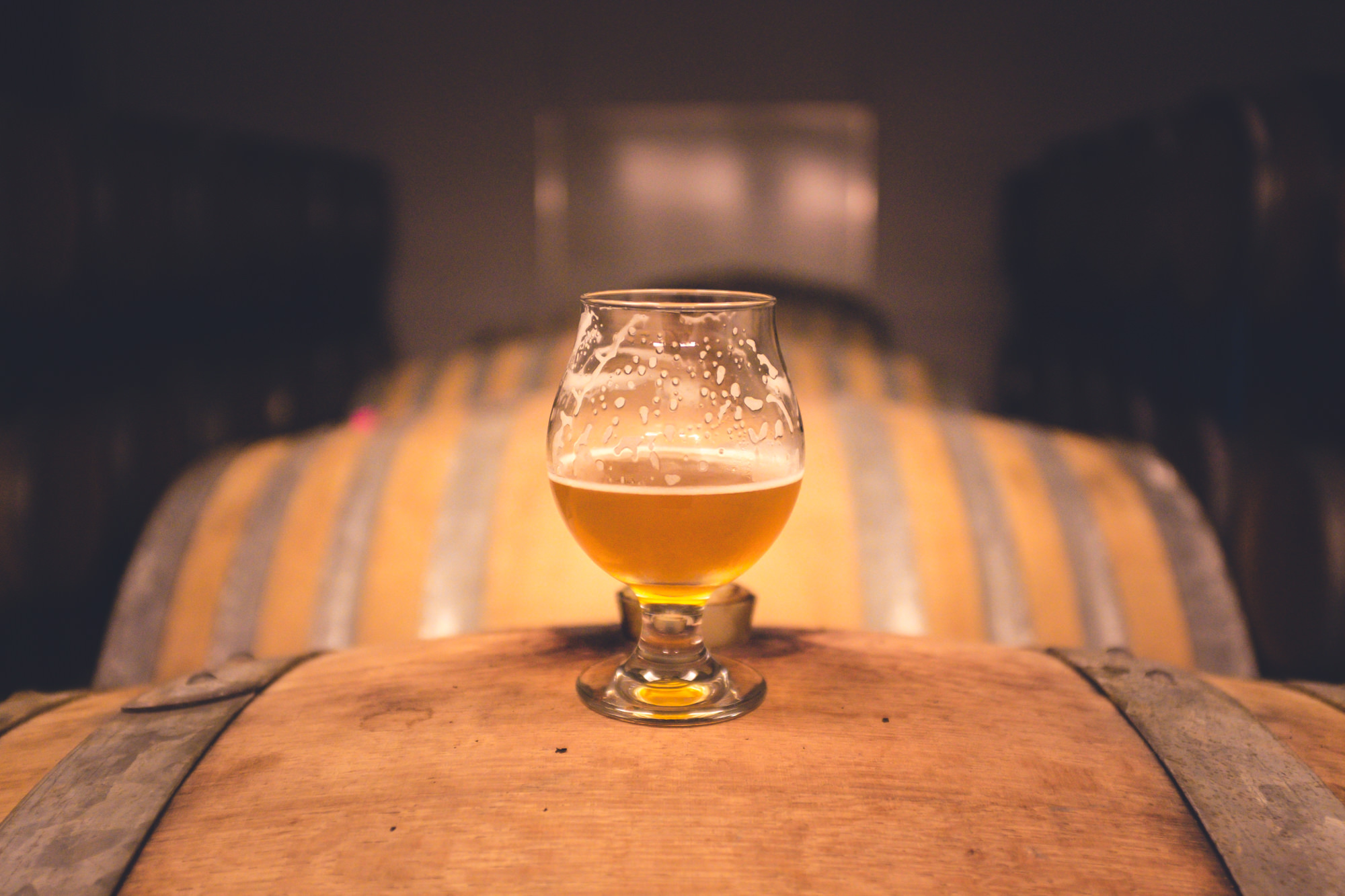 Local beers -
