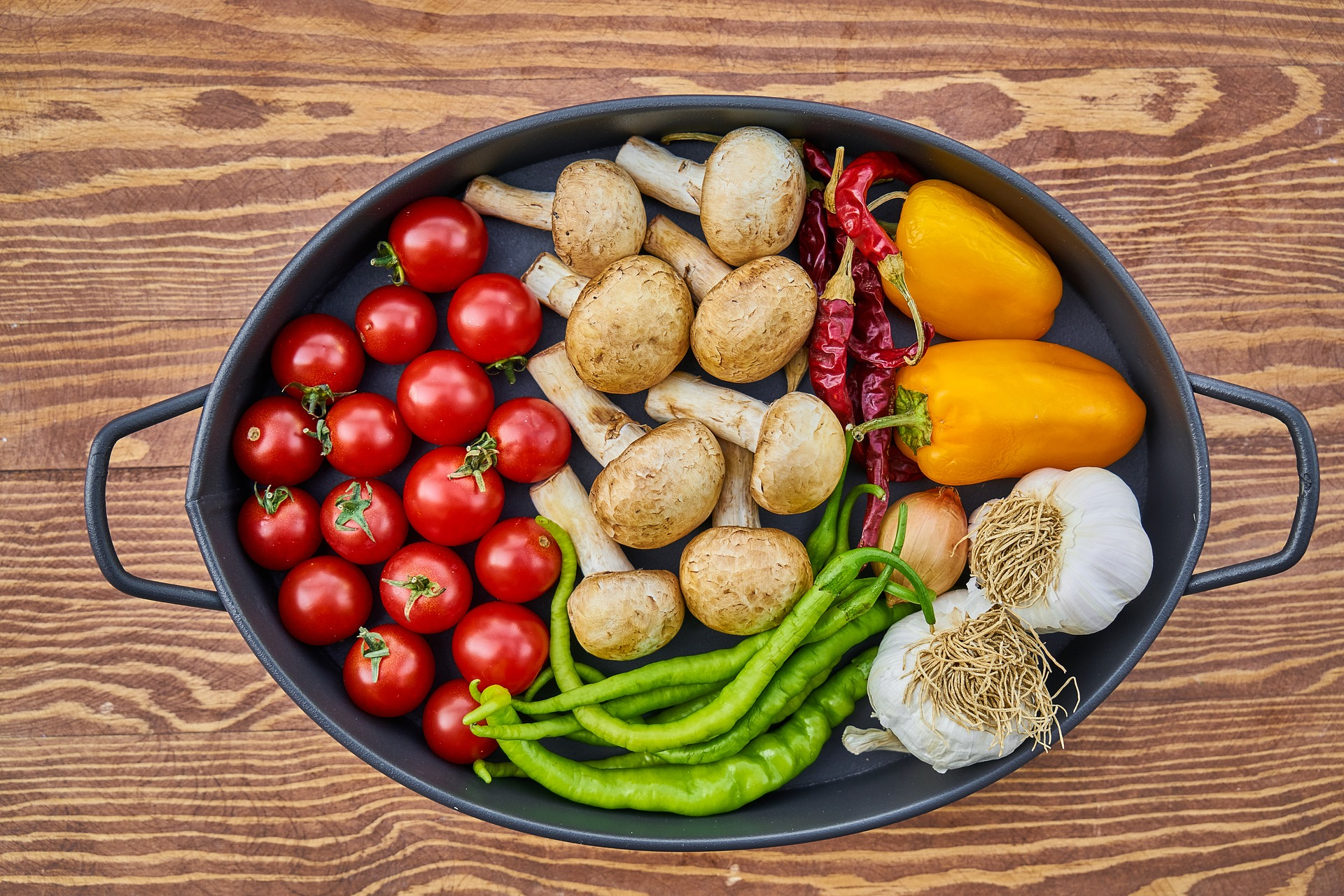 Organic Produce -