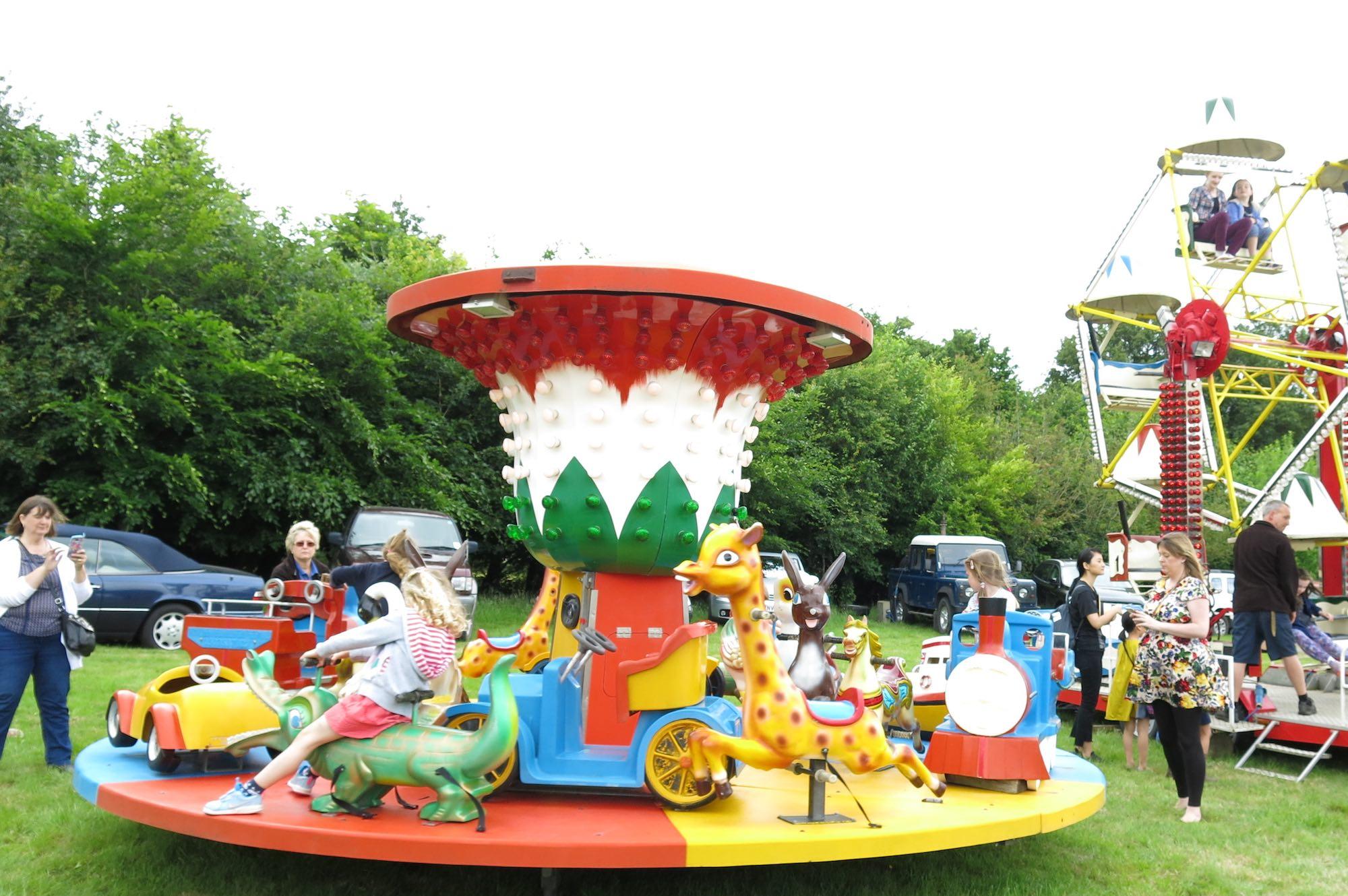 Fairground Rides -