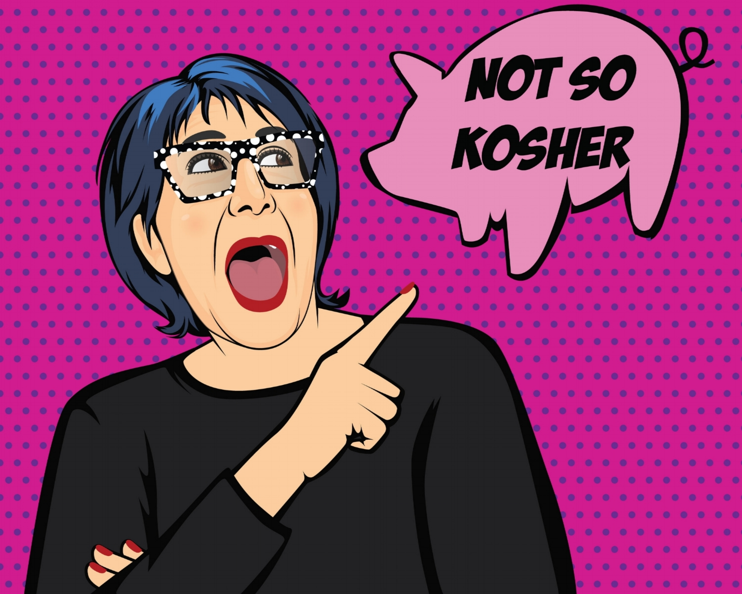 not so kosher