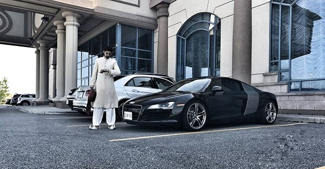 Last week I got to marry my best friend. I waited years for this moment and it couldn't have been a more perfect event. Thank you to all my family and friends and most of all my beautiful wife, Areeba. More pictures from the wedding weekend to follow. . . . . #wedding #pakistaniwedding #groom #bride #desiwedding #audi #watch #time #shaadi #scarborough #toronto #canada #losangeles