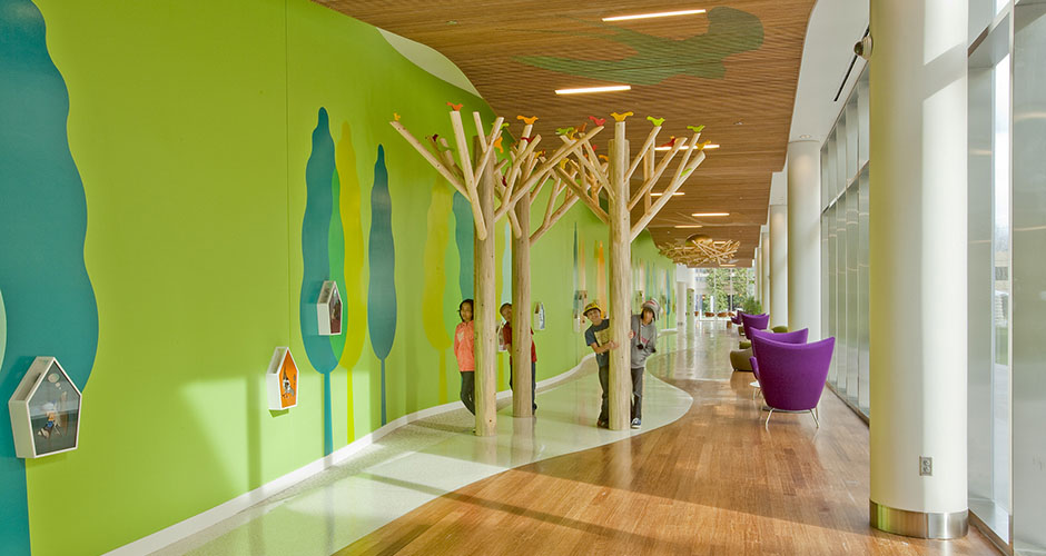 Randall Children's Hospital (photo by HCC)