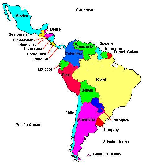 Roger & Dianne Smalling - Latin America