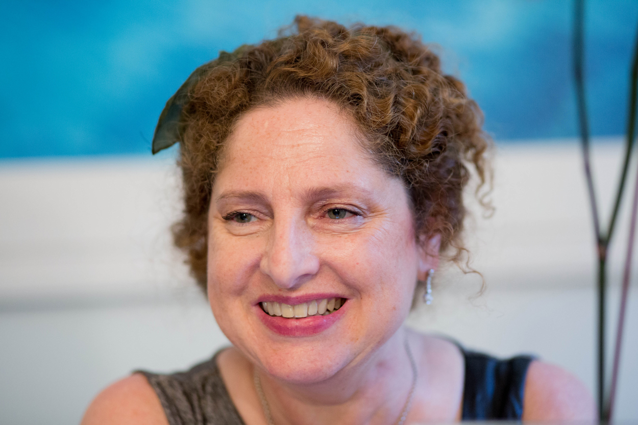 Community Liaison Patricia Belfanti