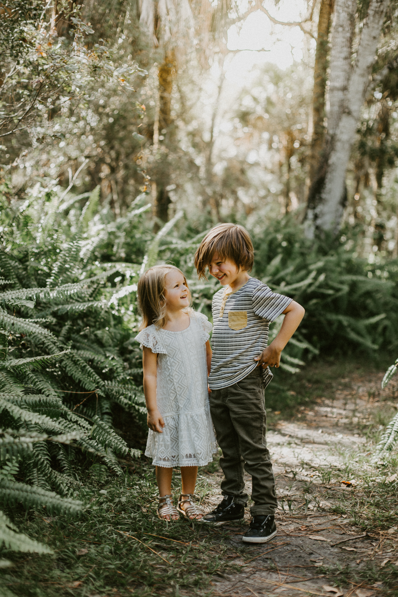 two ferns photography kids caloosahatchee creeks preserve.jpg