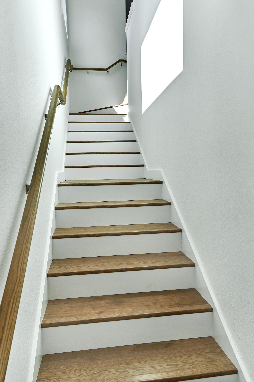Staircase to Studio 1.