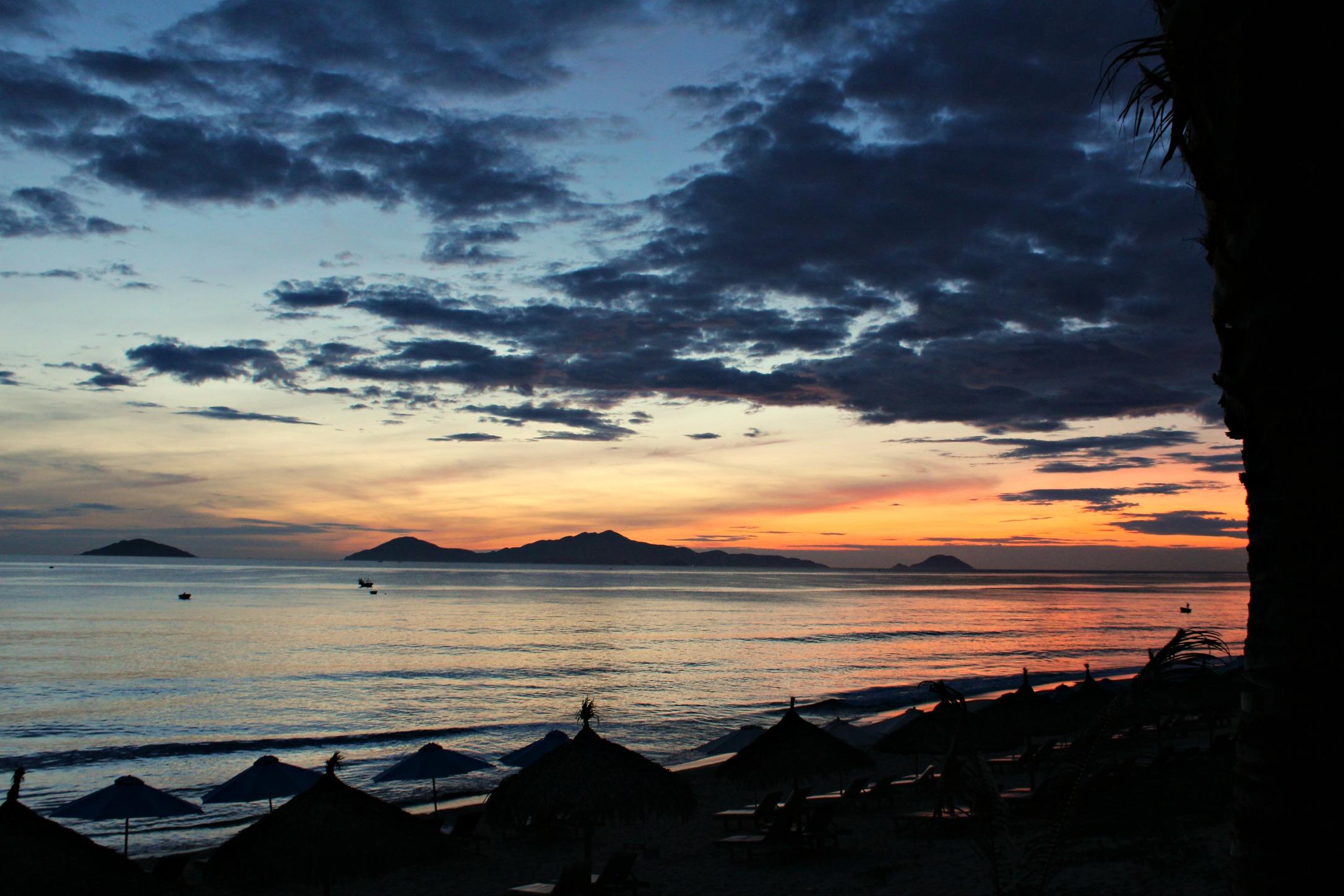 An Bang Beach at Sunrise