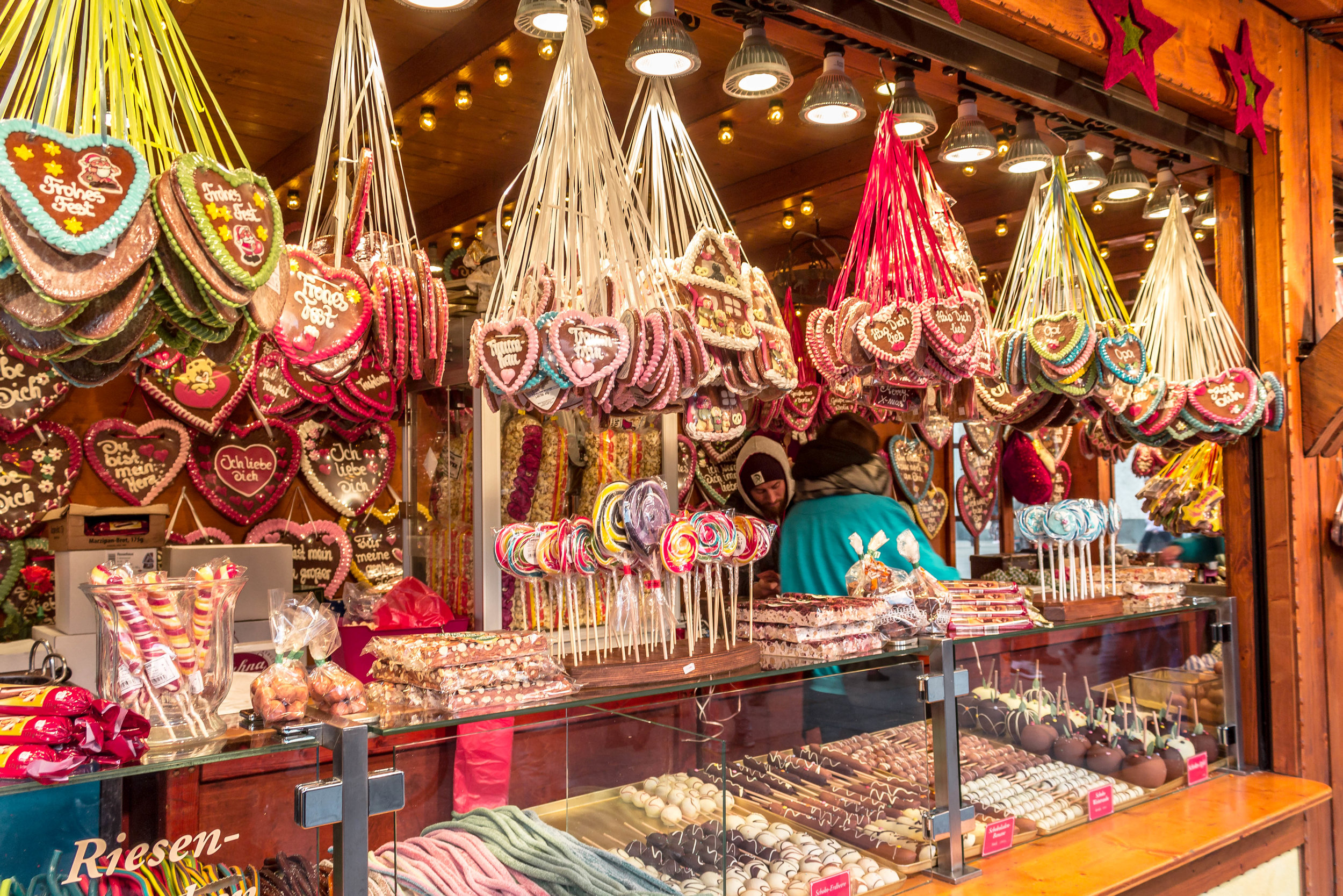 food guide to German Christmas markets