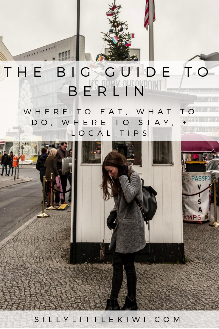 The Ultimate Guide to Berlin, Germany: where to eat, where to stay, how to get around, and what to do in Berlin, Germany #berlin #berlinthingstodo #berlintravel #germanytravel