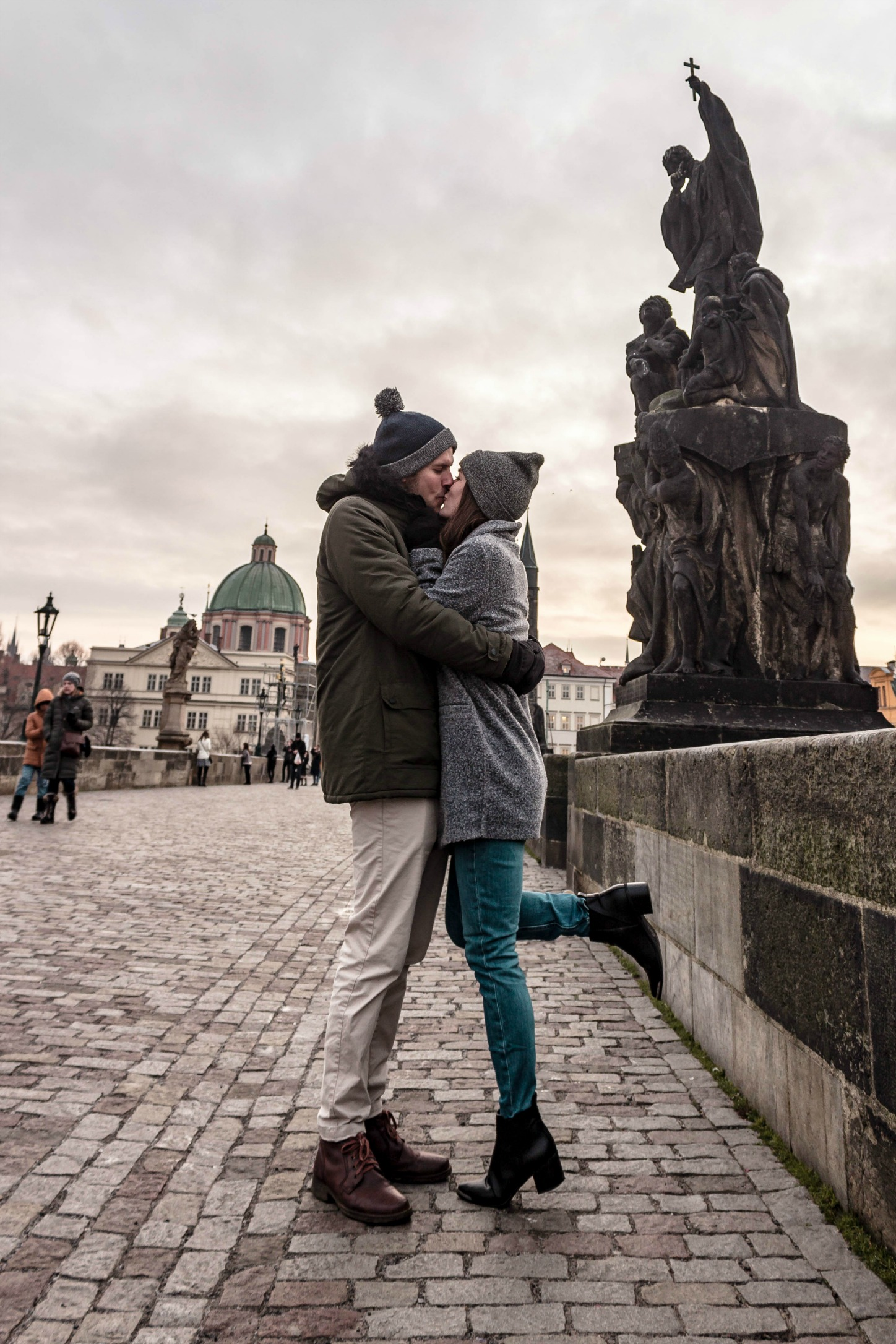 LUKE + I IN PRAGUE | DECEMBER 2018