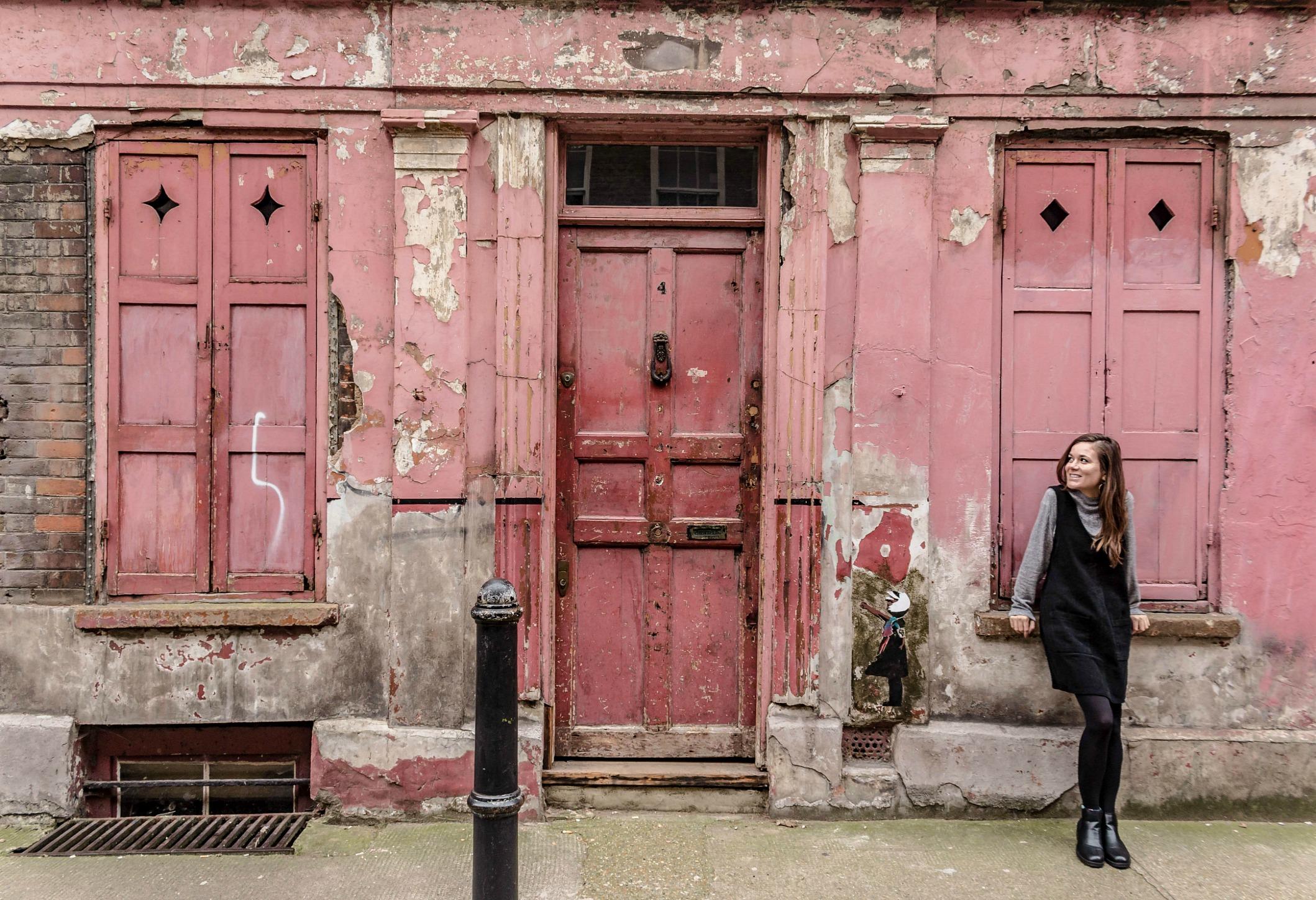 4 PRINCELET STREET, SPITALFIELDS— MY FAVOURITE DOOR IN ALL OF LONDON