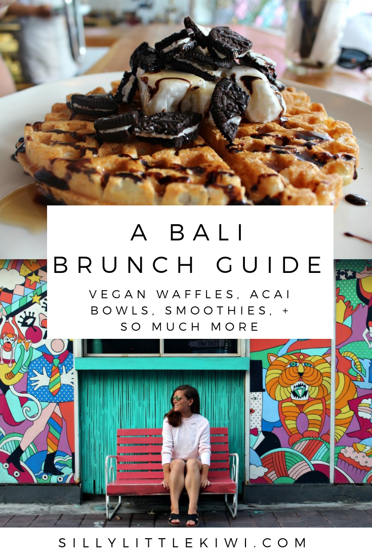 a first-timer's guide to brunch in bali