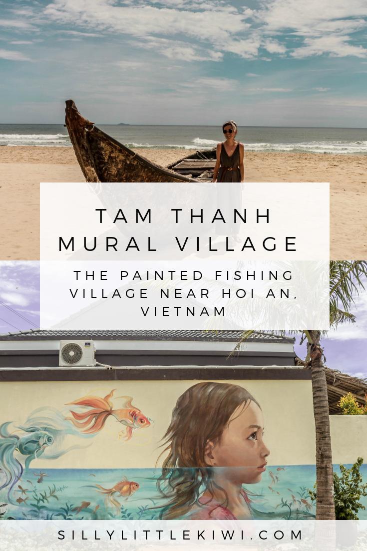 Tam Thanh Mural Village: the hidden gem you need to visit near Hoi An, Vietnam