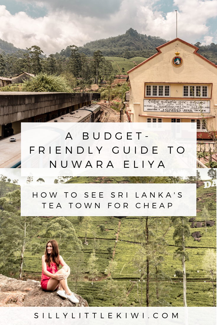 a budget-friendly guide to Nuwara Eliya, Sri Lanka