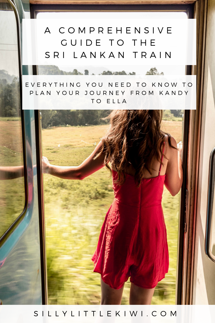 A GUIDE TO THE TRAIN FROM KANDY TO ELLA: EVERYTHING YOU NEED TO KNOW