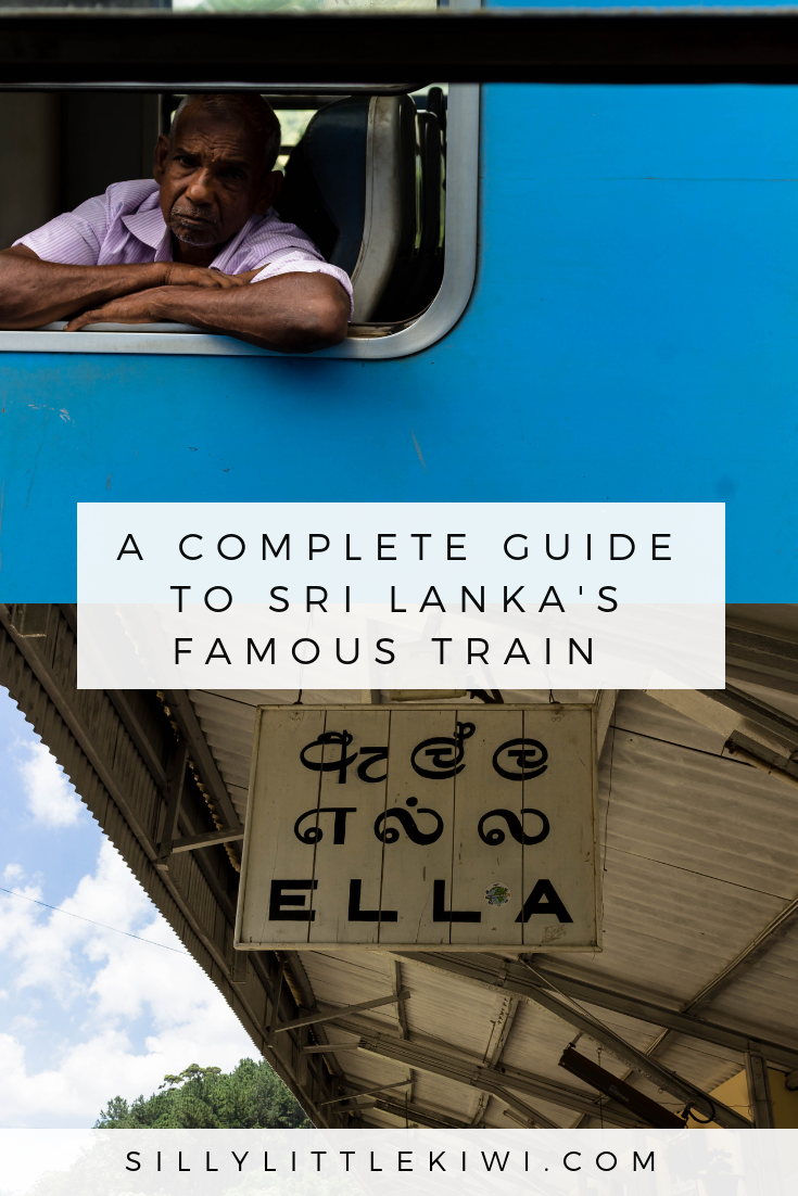 A COMPLETE GUIDE TO THE SRI LANKAN TRAIN: EVERYTHING YOU NEED TO KNOW BEFORE YOU BOARD