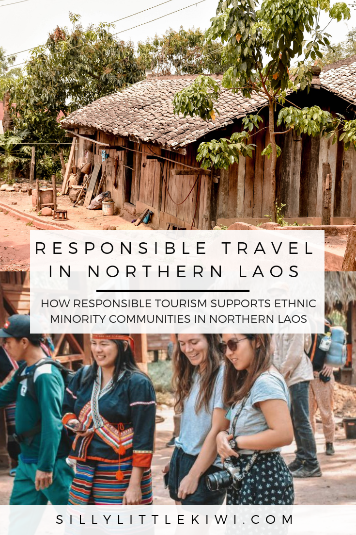 RESPONSIBLE TRAVEL IN NORTHERN LAOS