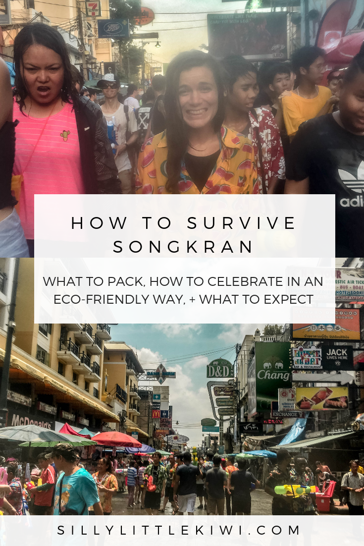 A SURVIVAL GUIDE TO SONGKRAN: EVERYTHING YOU NEED TO KNOW BEFORE YOU CELEBRATE IN BANGKOK, THAILAND