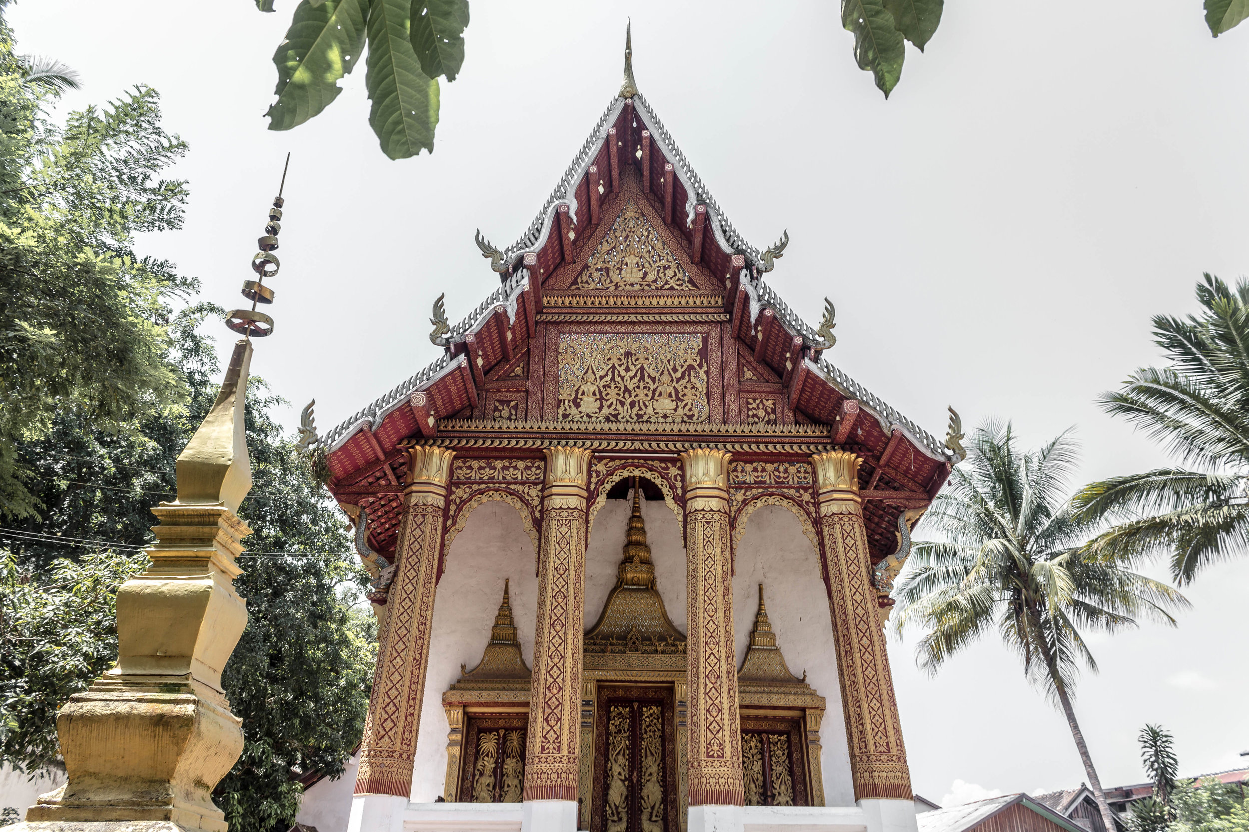 TEMPLES IN LAOS