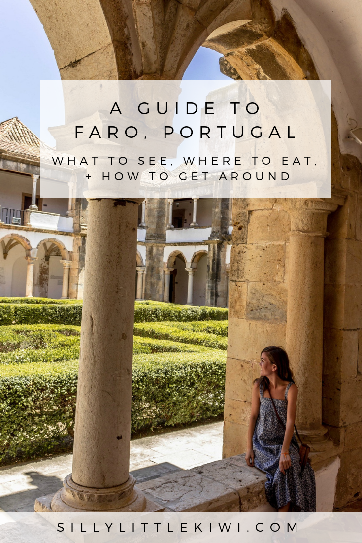A GUIDE TO FARO, PORTUGAL: WHERE TO EAT + WHAT TO SEE IN FARO