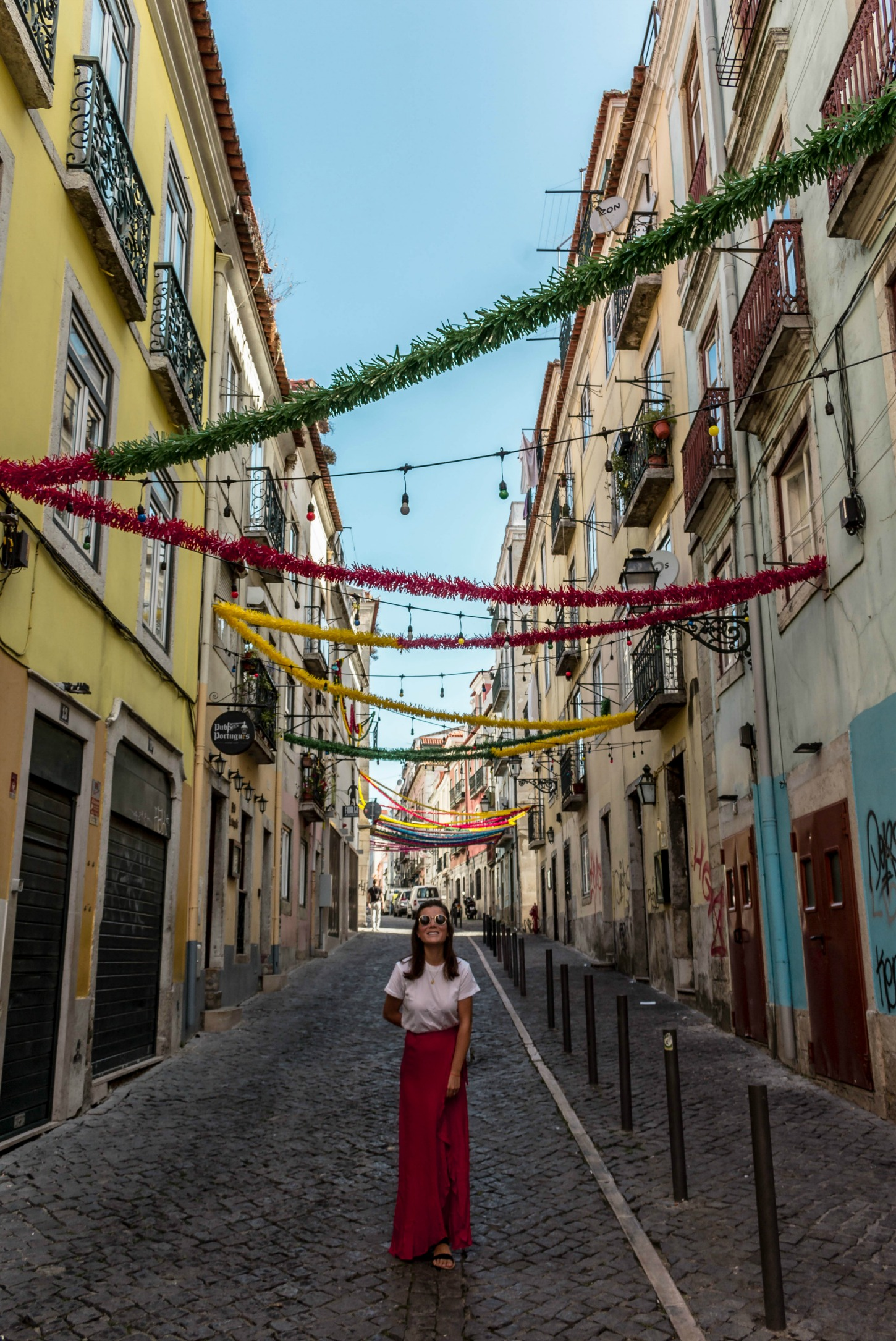 an Instagram guide to Lisbon, Portugal: the best places for photos in the City of Seven Hills