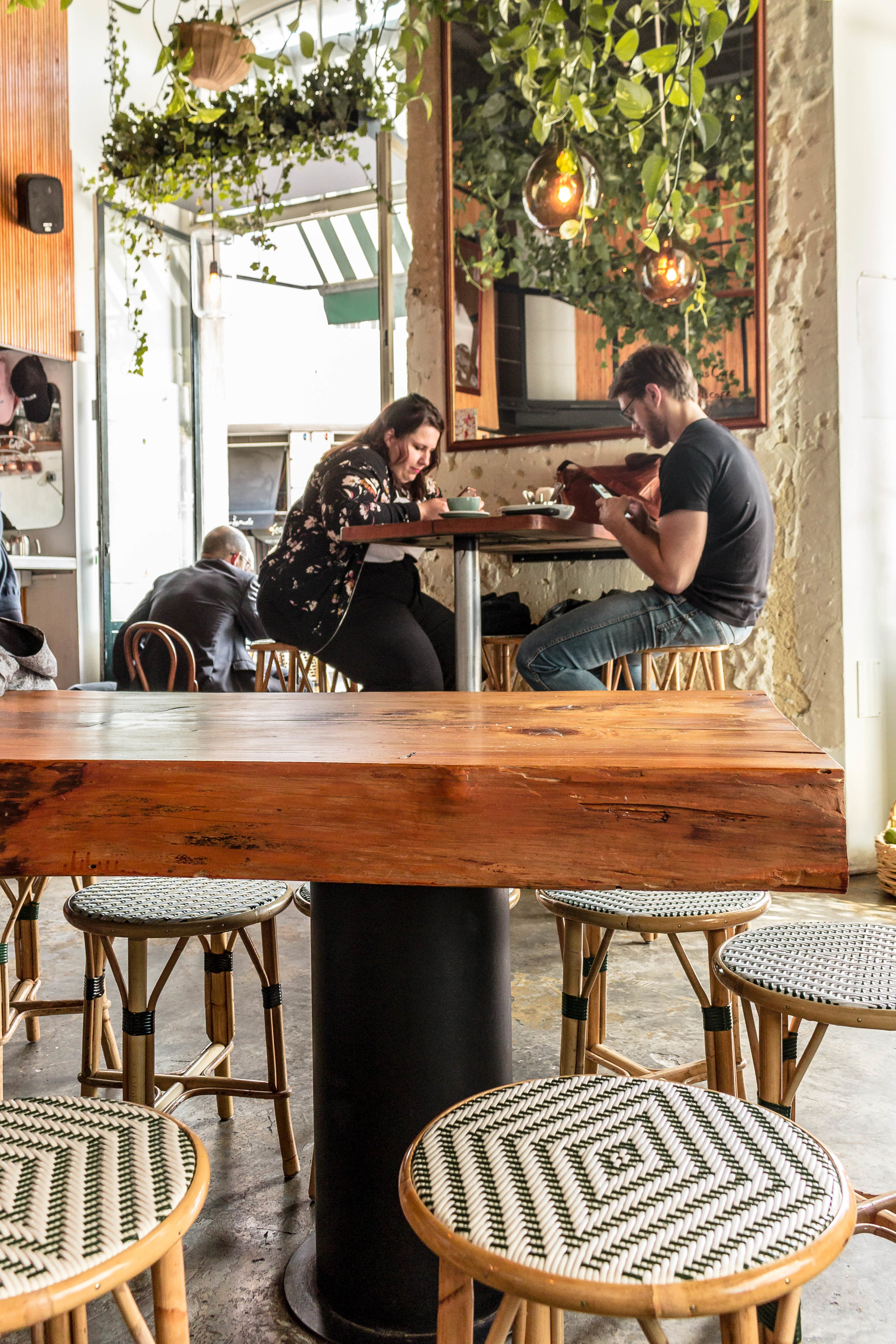 a cafe guide to lisbon, portugal: 5 of the best coffee shops + brunch spots in lisbon