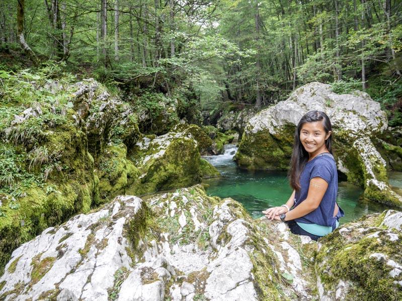 Nam Laugh Travel Eat in Slovenia.