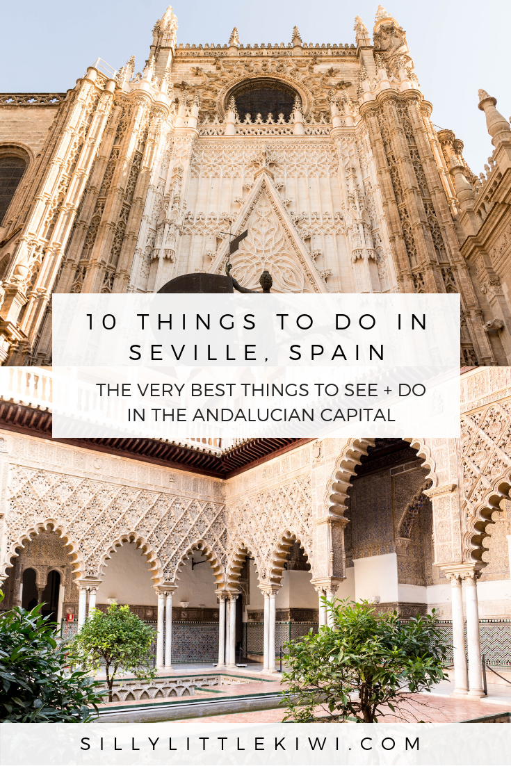 10 things to do in Seville, Spain