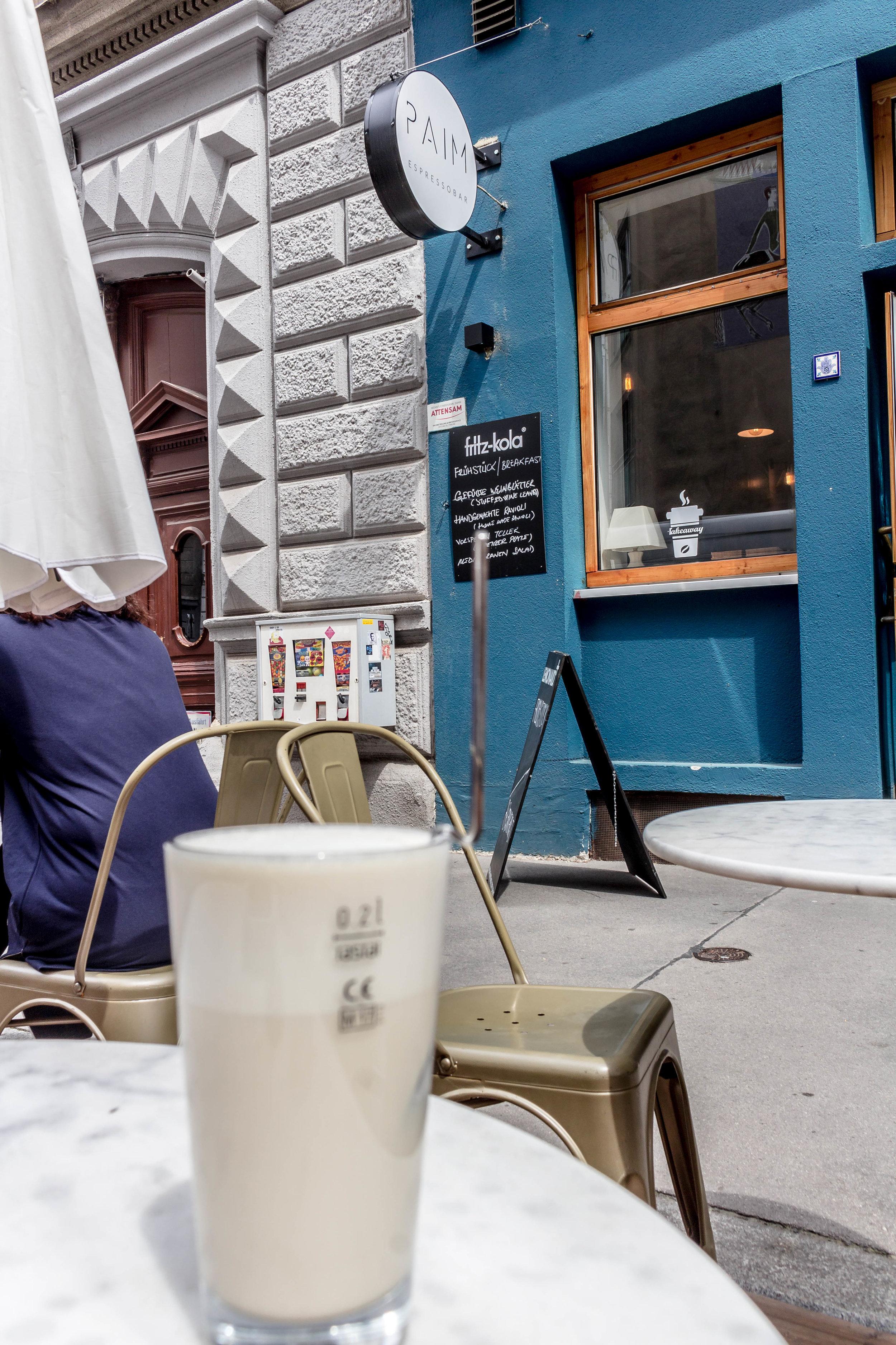 a café guide to Vienna, Austria: UNESCO cafés + modern brunch spots in the Austrian capital