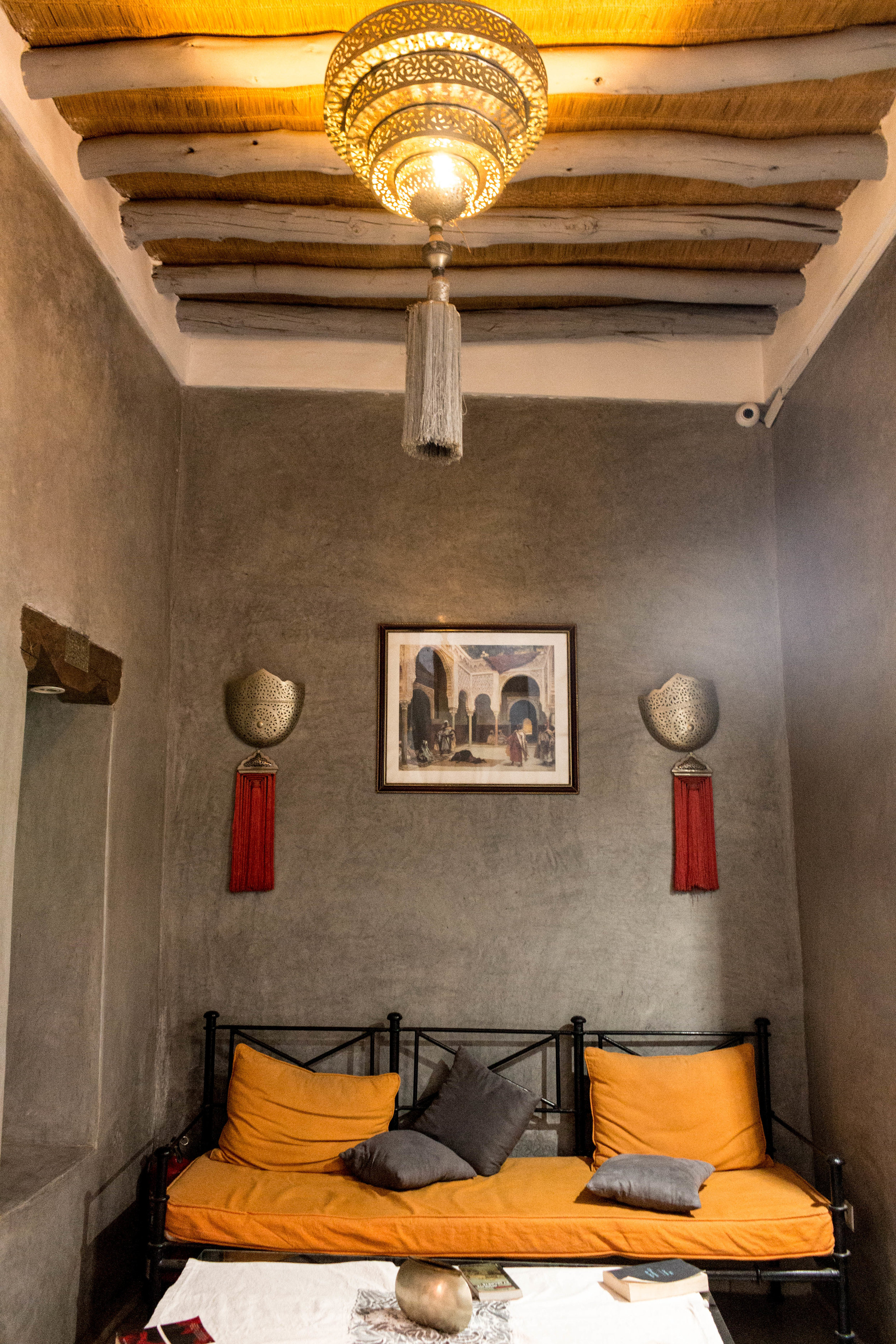 hotel highlight: the most affordable luxury riad in Marrakech, Morocco