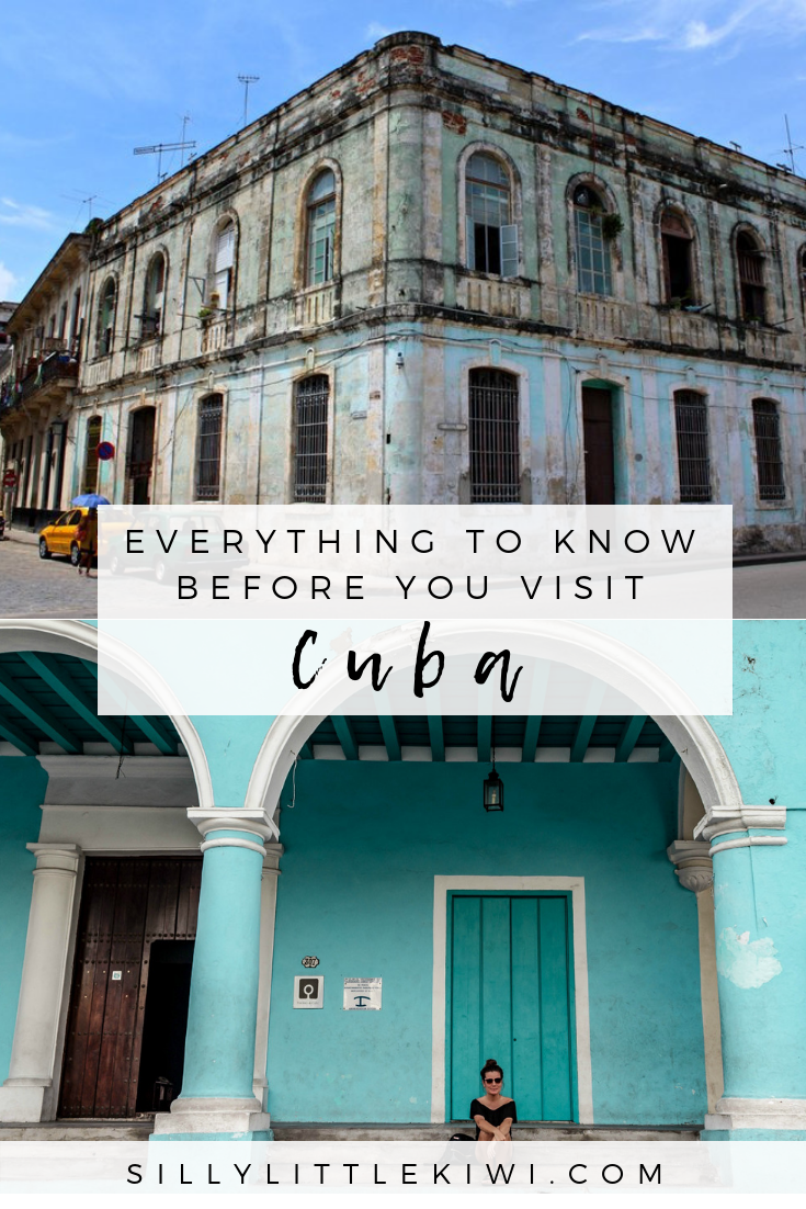 everything you need to know before you visit Cuba: a first-timer's guide guide to Cuba