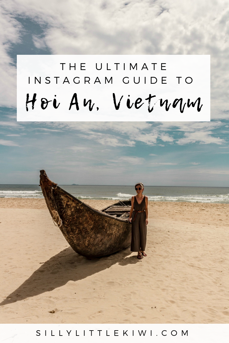 the ultimate Instagram guide to Hoi An, Vietnam: the coolest photo spots in Hoi An
