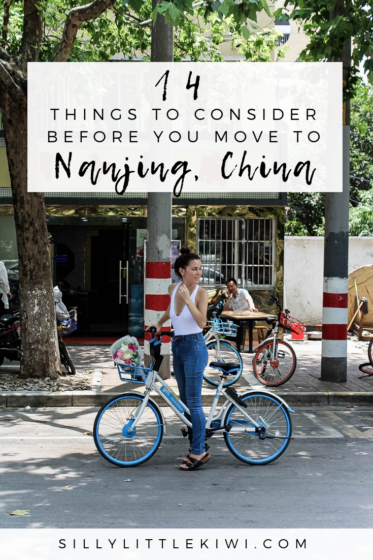 14 Things to consider before you move to Nanjing, China