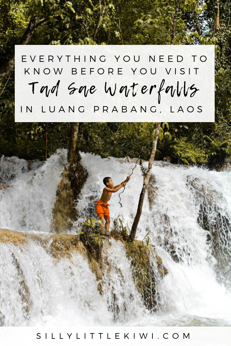 what to know before a visit to Tad Sae Waterfalls
