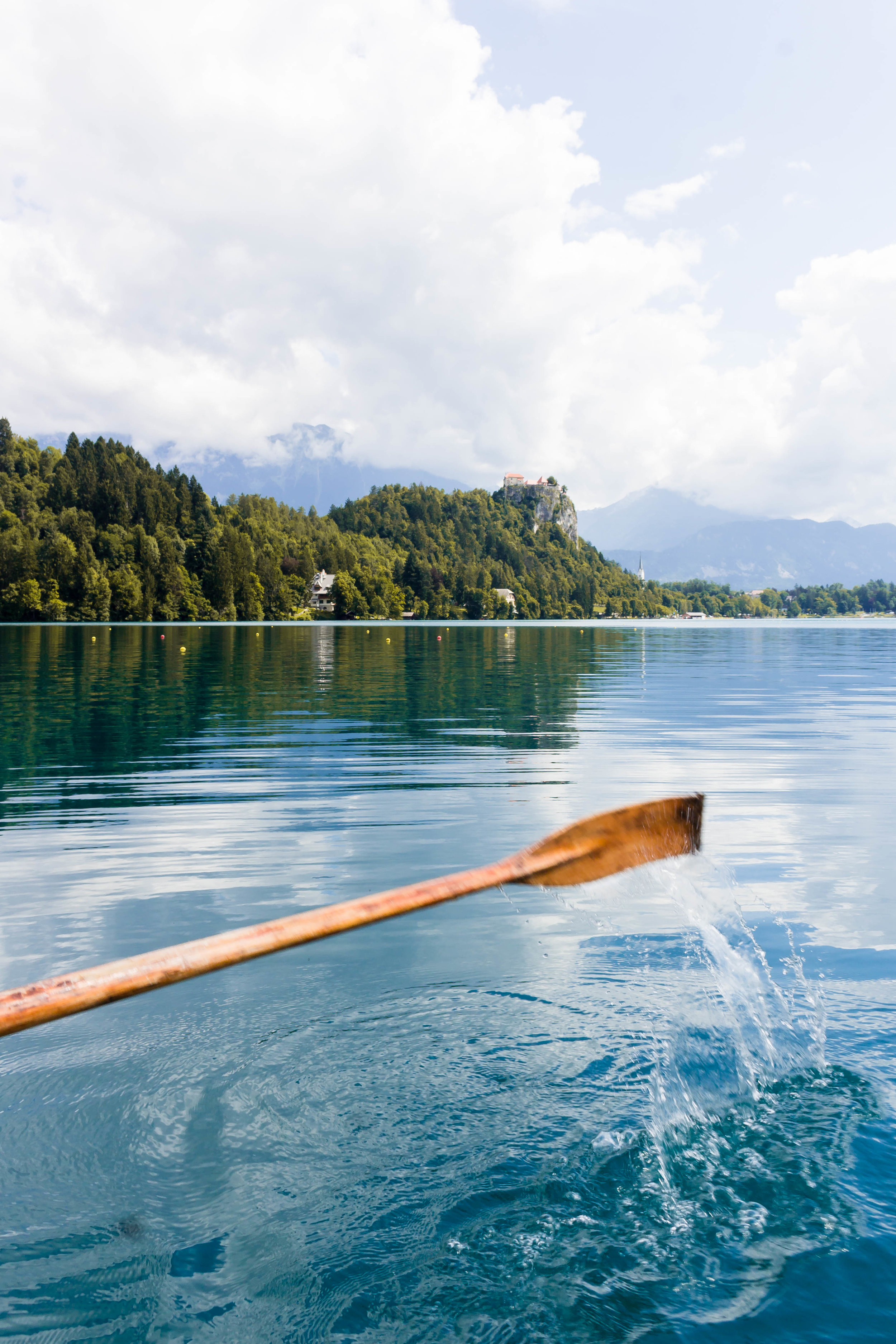 how to spend the perfect day in Lake Bled, Slovenia: how to get there, what to do, + where to eat