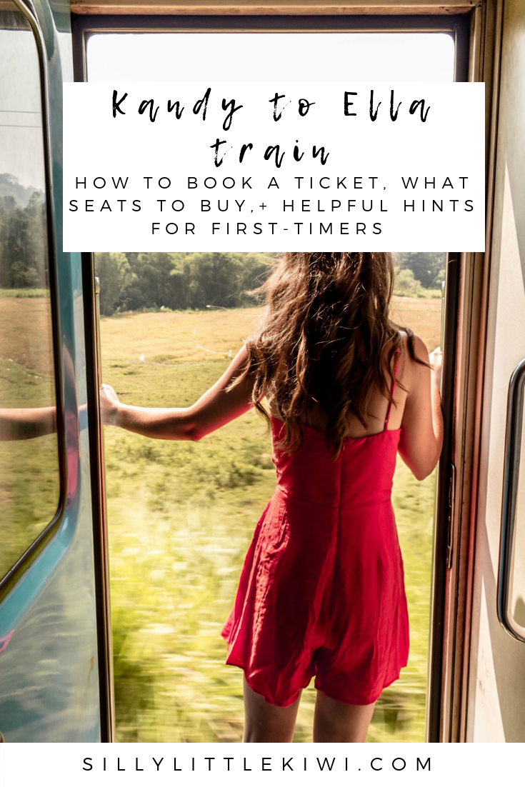 everything you need to know about the Kandy to Ella train ride in Sri Lanka