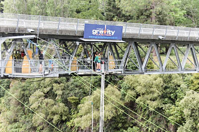 bungy jumping in New Zealand: everything you need to know before you take the leap