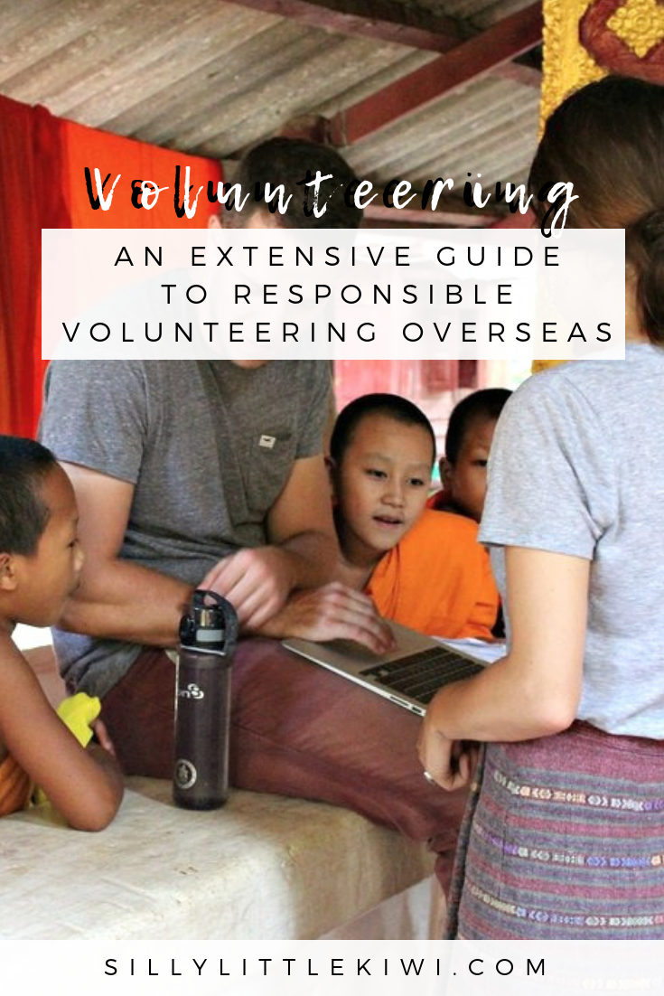 how to responsibly volunteer abroad: an extensive look at the ethics of overseas volunteering