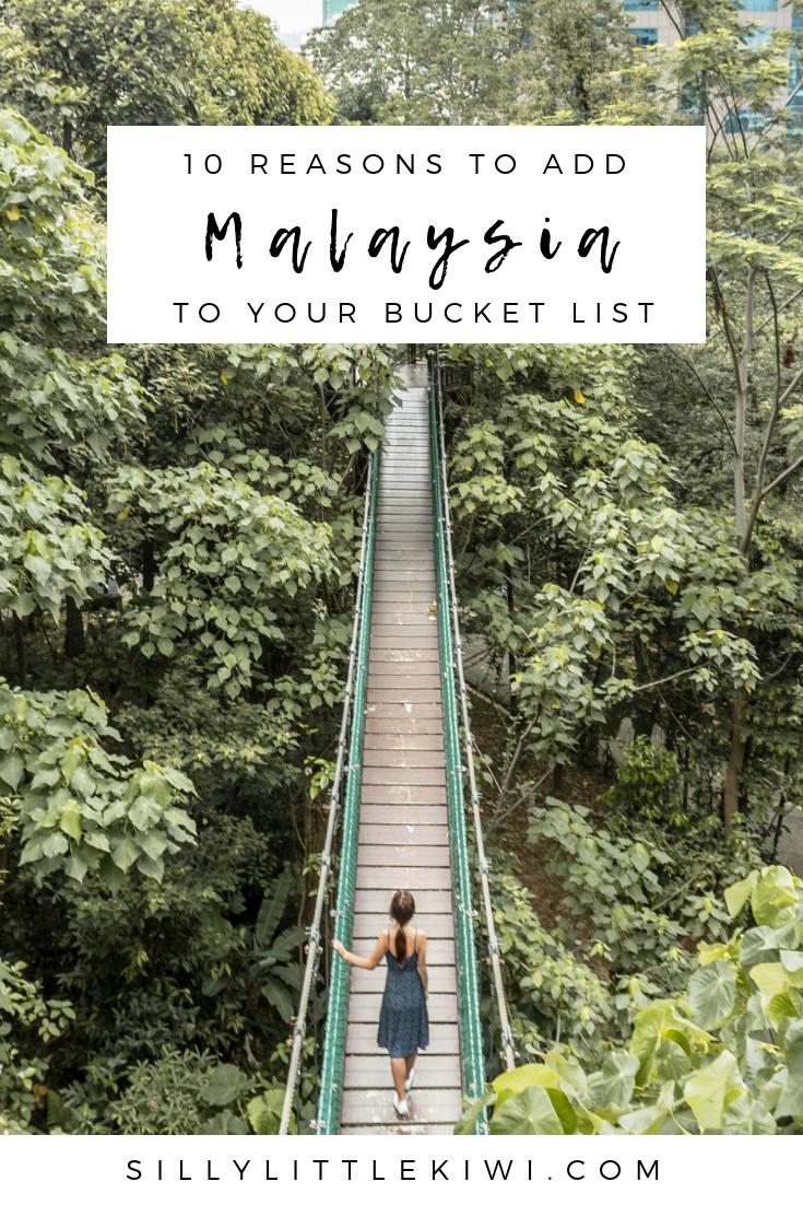 10 reasons you must visit Malaysia #malaysia #malaysiatravel