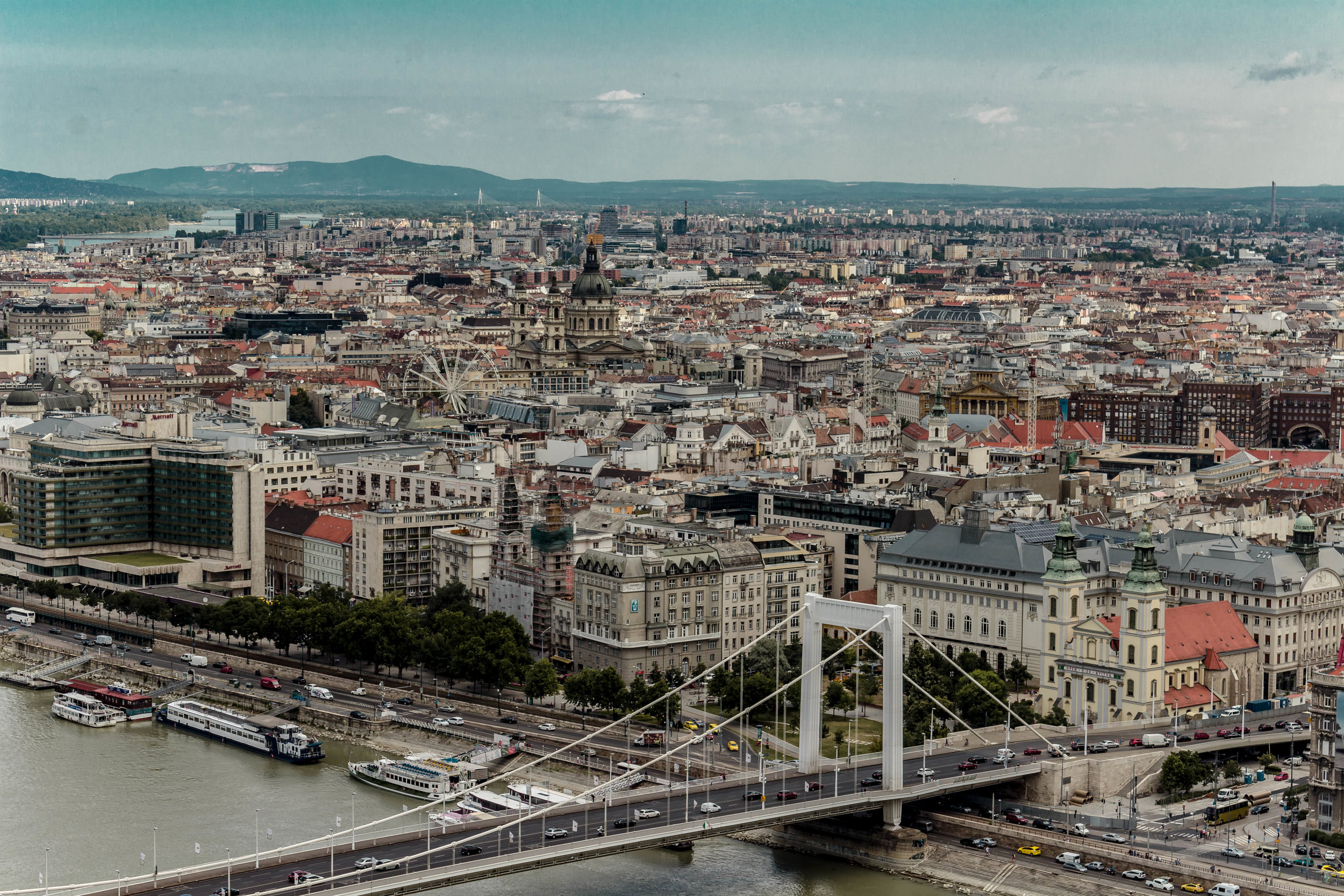 the ultimate guide to responsible travel in Budapest: locally-led tours, social enterprise cafés, + what you can't miss in Hungary's capital