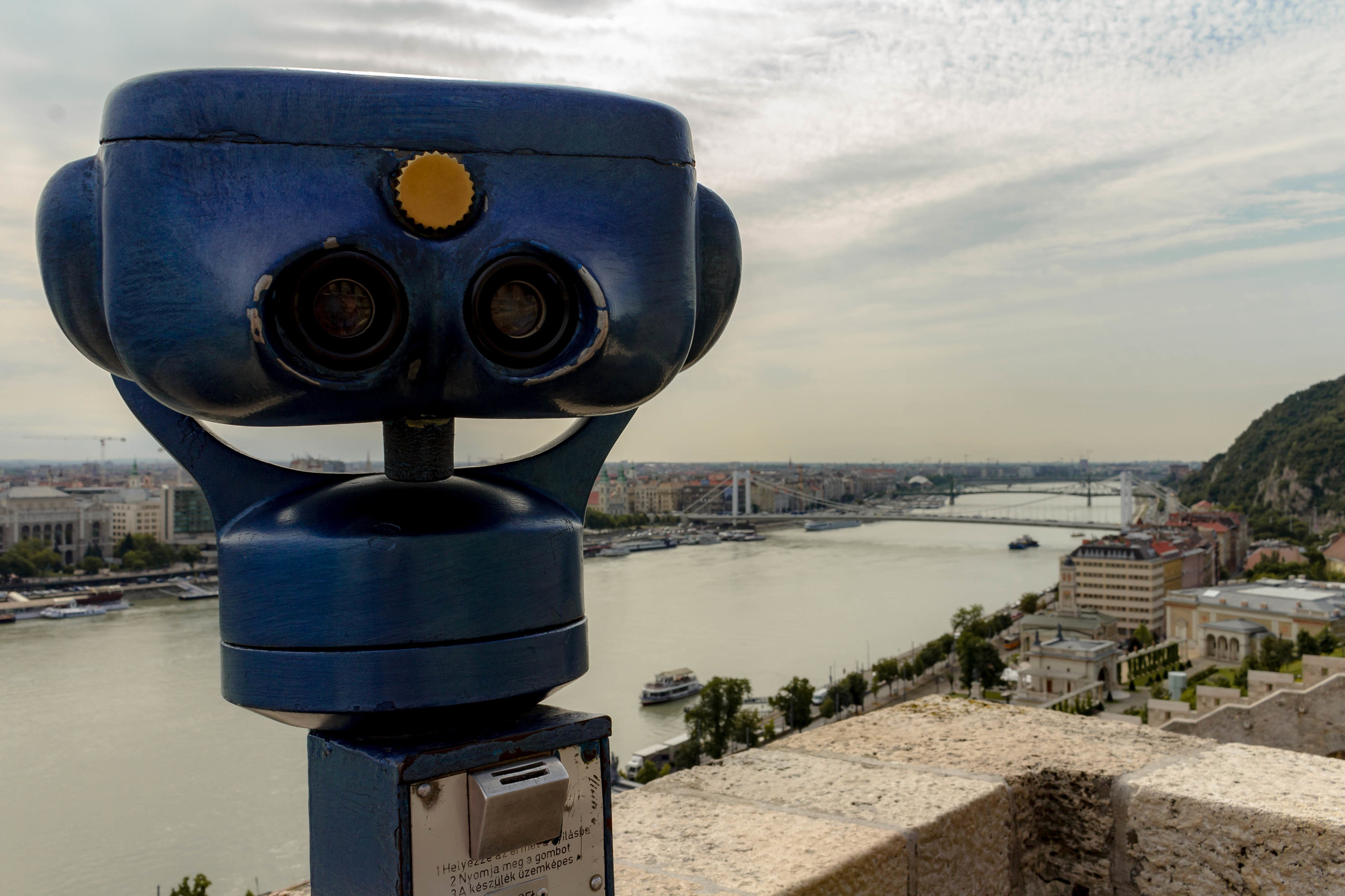 how to travel responsibly in Budapest: locally-led tours, social enterprise cafés, + what you can't miss in Hungary's capital